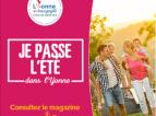 Magazine «Je passe l'été dans l'Yonne»